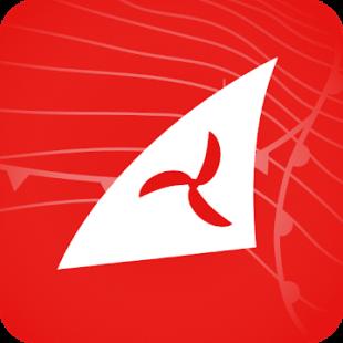 logo windfinder app